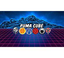 Puma Cube (Character Select) Photographic Print