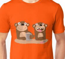 Twin Bears Unisex T-Shirt