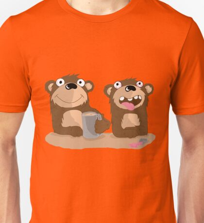 Twin Bears T-Shirt