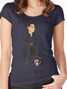 The Real Captain Jack Women's Fitted Scoop T-Shirt