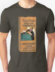 ☝ ☞CAUTION-WISDOM- BAGTEE SHIRT☝ ☞ T-Shirt