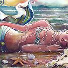 Let Sleeping Mermaids Lie by Robin Pushe'e