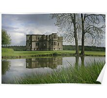 Lyveden new bield in Northamptonshire, England Poster