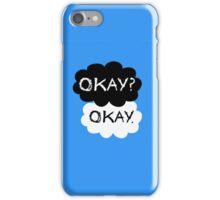 Okay? Okay. Tfios Shirt iPhone Case/Skin