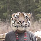 Tigerhead by dado364