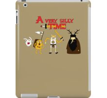 A Very Silly Time iPad Case/Skin