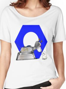 K9 and Adipose Women's Relaxed Fit T-Shirt
