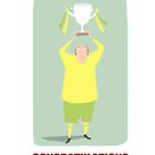 FOOTBALLING CONGRATULATIONS by Jane Newland