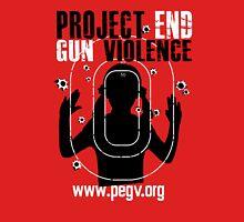 Project End Gun Violence (on color) Unisex T-Shirt