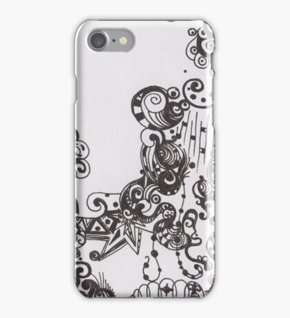 Dreaming in ink  iPhone Case/Skin