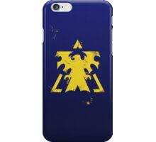 Terran Stencil iPhone Case/Skin
