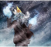 Rise of the Ice King Photographic Print