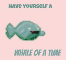 Have a Whale Of a Time! Kids Clothes