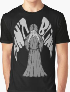 Don't Blink Weeping Angel Graphic T-Shirt