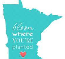 Bloom-Minnesota II by DajonSmiles