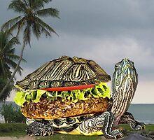 ☀ ツ LUNCH BEING SERVED ON TURTLE ISLAND (BUT..THE WAITER IS A LITTLE SLOW) ☀ ツ by ✿✿ Bonita ✿✿ ђєℓℓσ