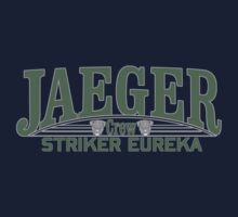 Jaeger Crew - Striker Eureka Kids Clothes