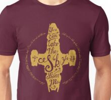 Free Skies (gold) Unisex T-Shirt