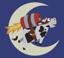 The Cow's Successful Mission Over The Moon by Veronica Guzzardi