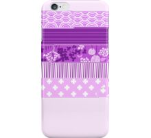 Purple Tones iPhone Case/Skin