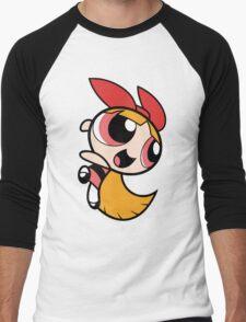 Blossom PPG xo Men's Baseball ¾ T-Shirt