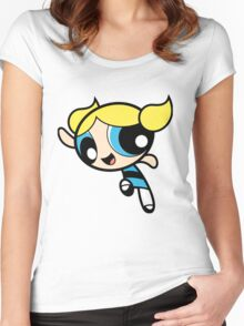 Bubbles PPG xo Women's Fitted Scoop T-Shirt