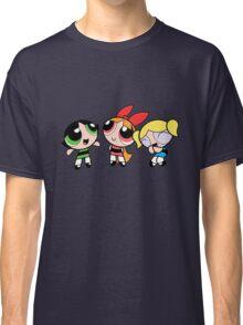 PowerPuff Girls xo Classic T-Shirt