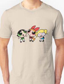 PowerPuff Girls xo Unisex T-Shirt