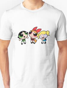 PowerPuff Girls xo T-Shirt