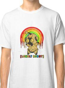 Lonely Robot: Imagination John Classic T-Shirt