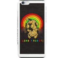 Lonely Robot: Imagination John iPhone Case/Skin