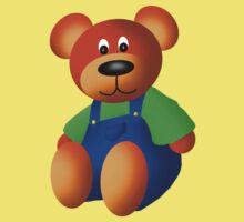 Teddy Bear Kids Clothes