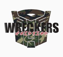 Wreckers by HardlyQuinn