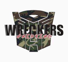 Wreckers by HardlyQuinn