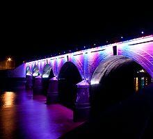 Stone Bridge - Memorial Day by Matthew Hutzell
