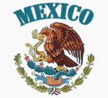 Mexico Coat of Arms by GreatSeal