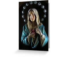 Our Lady of Tears Greeting Card