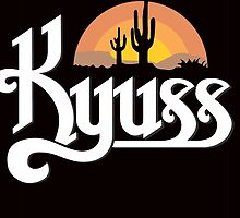 KYUSS BLACK WIDOW STONER ROCK QUEENS OF THE STONE AGE CLUTCH by andy212