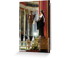 Saint Rita of Cassia Greeting Card