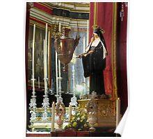Saint Rita of Cassia Poster