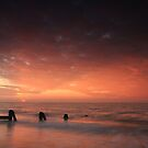 Sunrise: Walton-on-the-Naze, Essex by Ursula Rodgers Photography