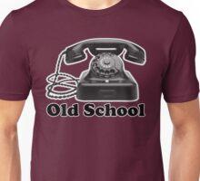 Old School (B&W) Unisex T-Shirt
