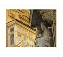 Our Lady of Mount Carmel  Art Print
