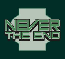 Never The End - Green Lantern by Blinky2lame