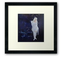 """""""Imagion the world like this"""" Framed Print"""