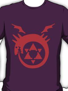 FullMetal Alchemist Uroboro [red] T-Shirt
