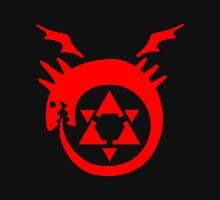 FullMetal Alchemist Uroboro [red] Unisex T-Shirt