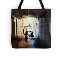 liquid spaces.portal Tote Bag