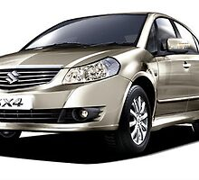 Maruti Sx4 Review by bhaskar0016