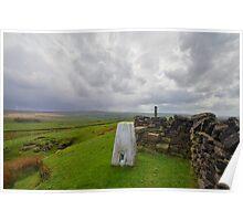 Lancashire: Knarrs Hill Poster